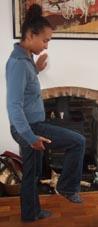 Dorn leg exercise